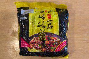 パルド(八道)のジャージャー麺が美味しい。